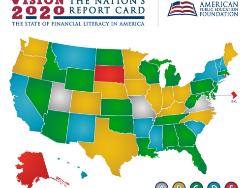 Nation's Report Card Reveals Striking Financial Literacy Gaps Across States